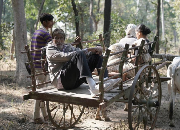 Amitabh Bachchan starrer Jhund receives stay order from Telangana High Court over copyright infringement : Bollywood News - Bollywood Hungama