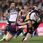 Brumbies hang on to beat Reds and win Super Rugby