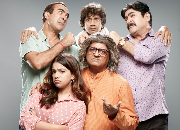 Gajraj Rao, Ranvir Shorey, Vijay Raaz star in a new show titled PariWar : Bollywood News - Bollywood Hungama