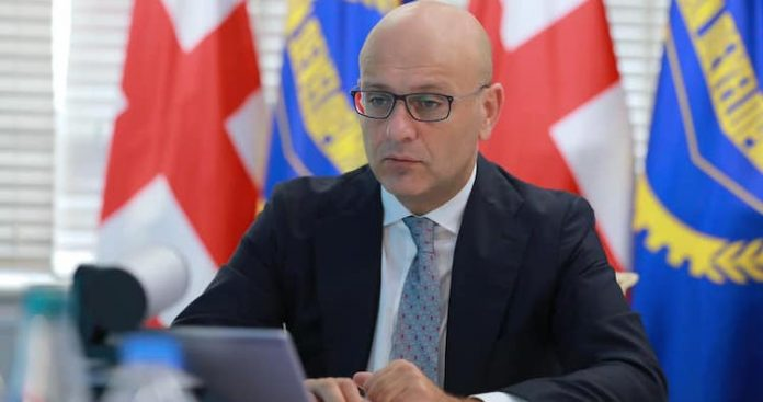 Georgian Finance Minister elected chairman of ADB board of governors for one year