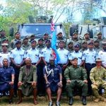 Police Graduate From Motor Vehicle Protective Course