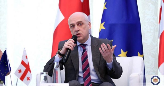 Georgian FM confident agreement will be reached with Azerbaijan on border demarcation