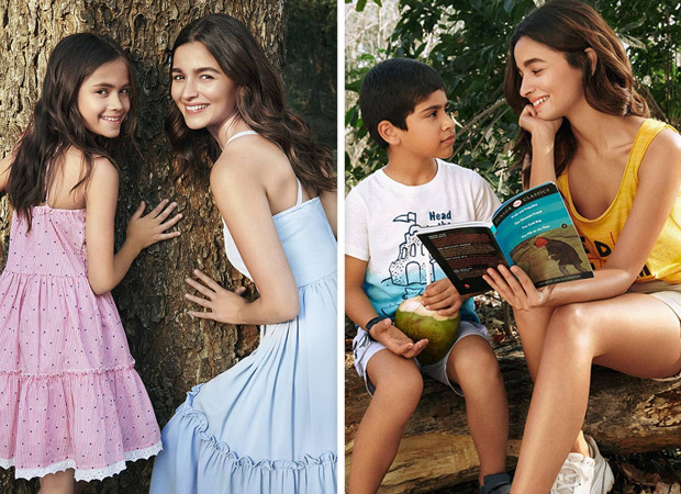 Alia Bhatt dons the entrepreneur's hat, launches kids-wear brand called Ed-a-mamma : Bollywood News - Bollywood Hungama