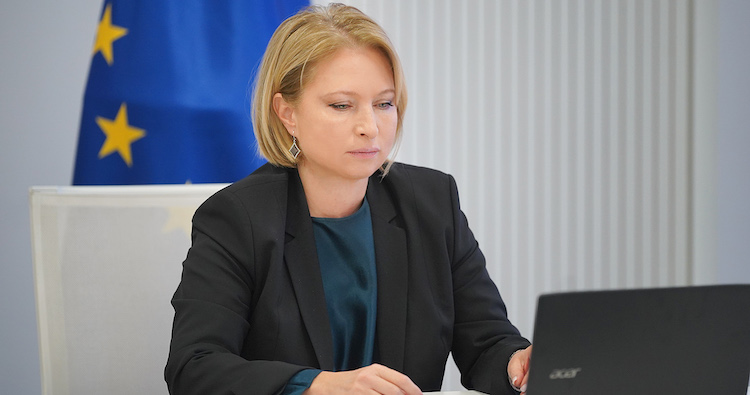Georgian Economy Minister tests positive for coronavirus