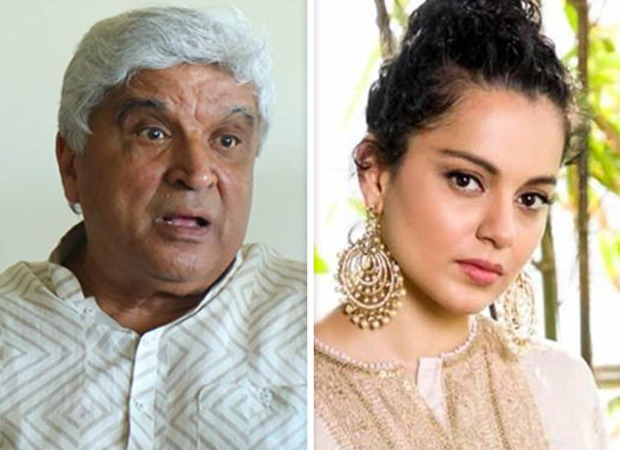 Javed Akhtar files criminal complaint against Kangana Ranaut for making defamatory statements : Bollywood News - Bollywood Hungama