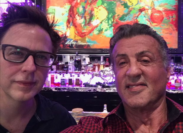 Sylvester Stallone joins the cast of The Suicide Squad, confirms director James Gunn : Bollywood News - Bollywood Hungama