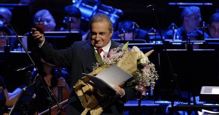 Celebrated opera tenor Aleksandre Khomeriki dies aged 72