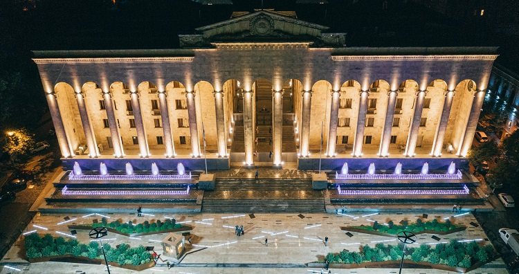 Georgia's 10th parliament to hold first session
