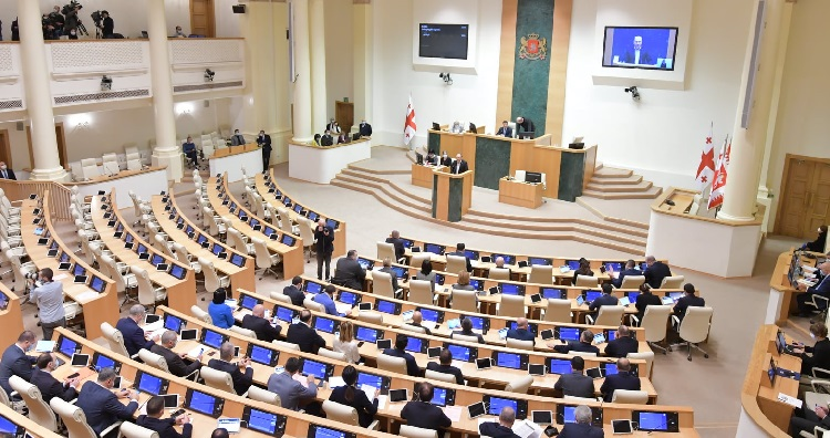 Parliament of Georgia approves 2021 state budget