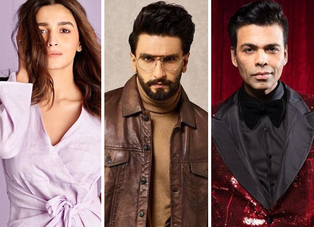 Alia Bhatt and Ranveer Singh to star in a love story directed by Karan Johar : Bollywood News - Bollywood Hungama