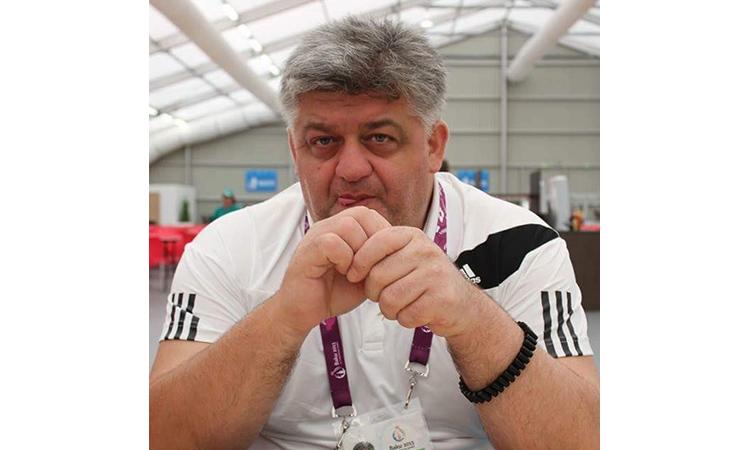 Olympic champion David Khakhaleishvili dies aged 49