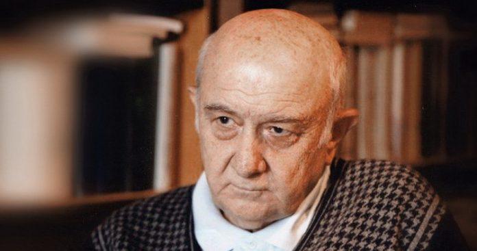 Translator, poet David Tserediani posthumously awarded Vazha-Pshavela State Prize