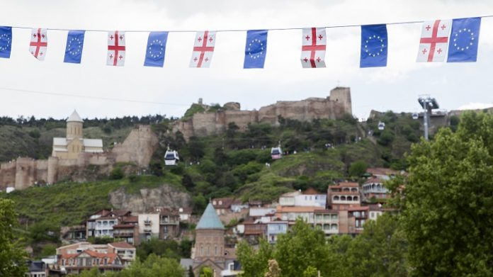 EU Association Implementation Report: 'Georgia continued steadily on its European path'