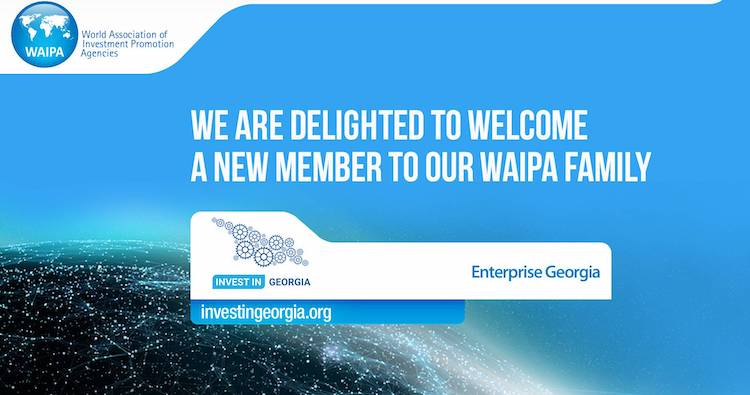 Georgia becomes member of World Association of Investment Promotion Agencies