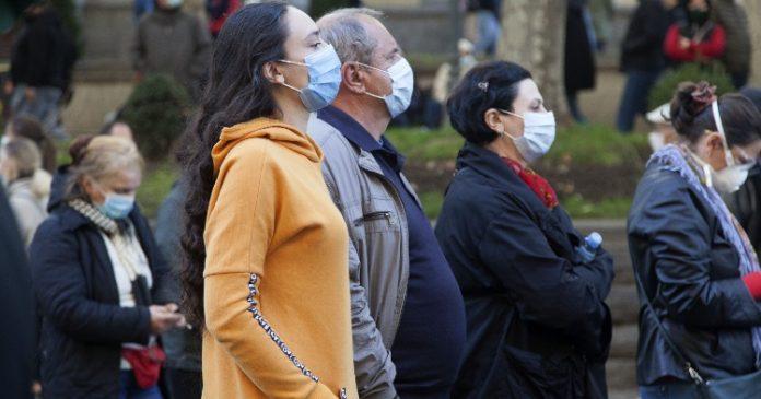 Georgia reports 404 new coronavirus cases, 799 recoveries, 14 deaths