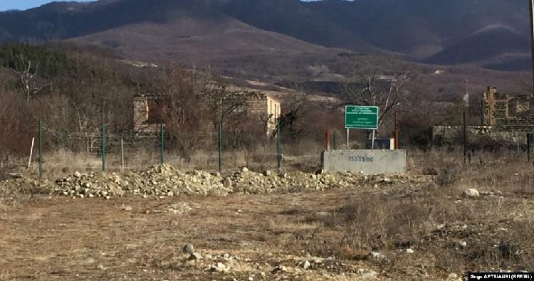 Georgian citizen illegally detained near occupied Tskhinvali