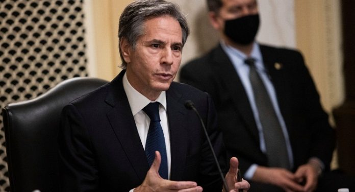 US State Secretary Blinken raises Russian aggression in Georgia while speaking with Russian FM Lavrov