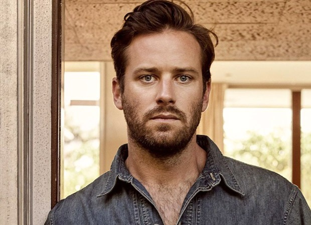 Armie Hammer being probed by LAPD amid rape allegation : Bollywood News - Bollywood Hungama