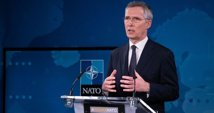 NATO Sec-Gen welcomes agreement between political forces in Georgia