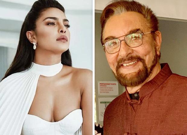 Priyanka Chopra Jonas launches Kabir Bedi's autobiography Stories I Must Tell: The Emotional Life of An Actor : Bollywood News - Bollywood Hungama