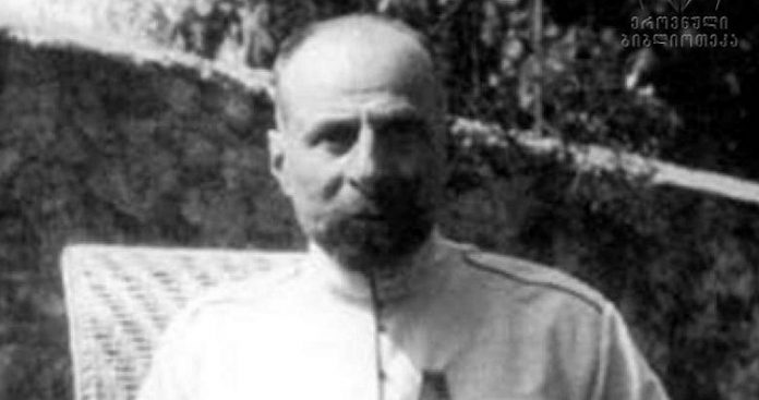 Body of Georgia's first commander-in-chief General Giorgi Kvinitadze to be returned home from France
