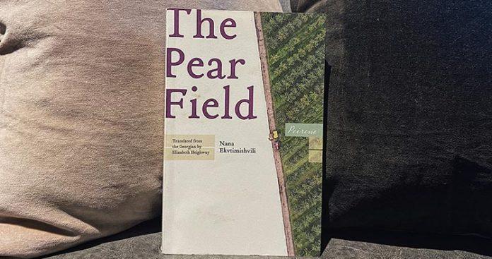 EBRD Literature Prize picks Nana Ekvtimishvili's 'The Pear Field' among 3 finalists