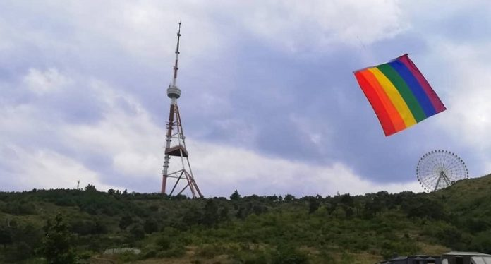 Foreign officials express support for, solidarity with LGBTQI+ individuals in Georgia