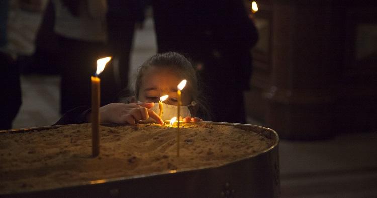 Georgia celebrates Orthodox Easter today
