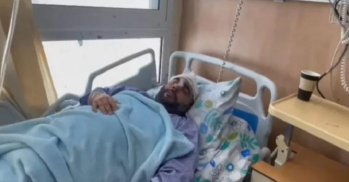 Georgian Jew injured in Israel says he was attacked by Arabs with stones, bricks