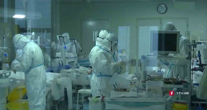 Georgian doctors may start using Israeli Covid-19 drug to treat critically ill patients