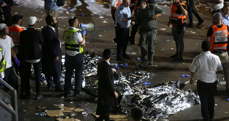 Georgian officials saddened by stampede deaths during religious festival in Israel