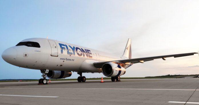 Moldova's FlyOne to carry out Chisinau-Batumi-Chisinau flights starting June 4