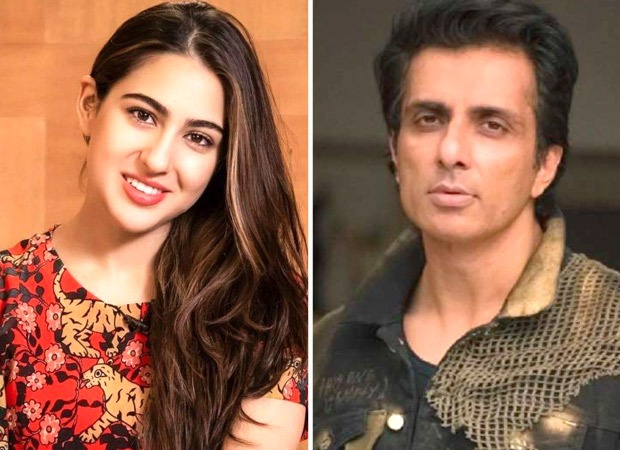 """Sara Ali Khan contributes towards Sonu Sood's charity foundation for COVID relief; Sood says """"You are a hero"""" : Bollywood News - Bollywood Hungama"""