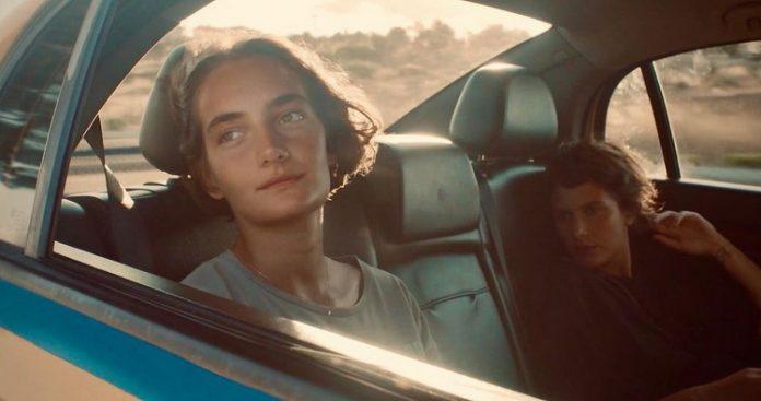 Actors Elene Makharashvili, Nini Nebieridze in shooting for Oscar-nominated Phedon Papamichael's new thriller