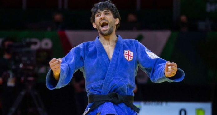 Georgia's Lasha Shavdatuashvili wins gold at World Judo Championships Seniors in Hungary