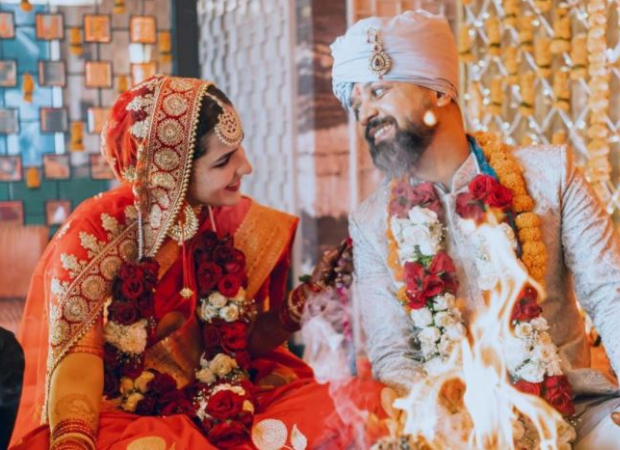 Love Per Square Foot director Anand Tiwari and actor Angira Dhar get married : Bollywood News - Bollywood Hungama