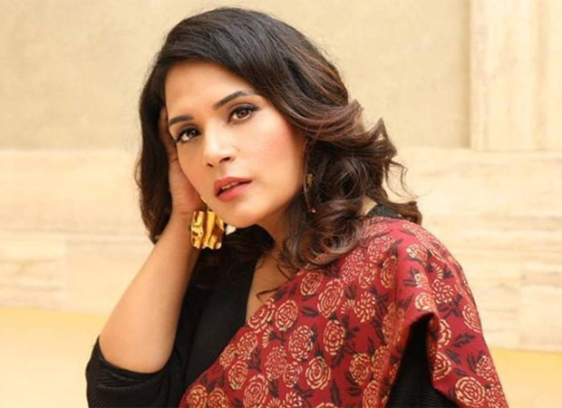 Richa Chadha joins the likes of Dalai Lama, Prince Harry and Meghan Markle, Malala, George Clooney in support of the People's Vaccine Campaign : Bollywood News - Bollywood Hungama