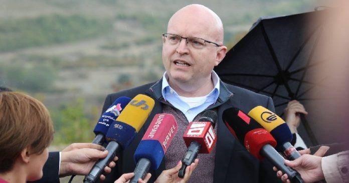 US Acting Assistant Secretary Reeker to visit Georgia