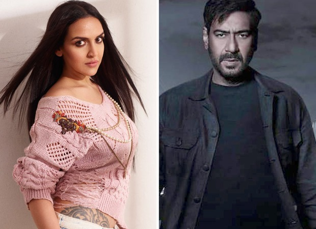 Esha Deol to make her comeback with Ajay Devgn starrer Rudra – The Edge of Darkness on Disney+ Hotstar : Bollywood News - Bollywood Hungama
