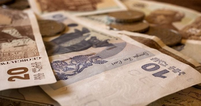 Average salaries in Georgia increases by 15.5% to 1,328 GEL in Q2 2021