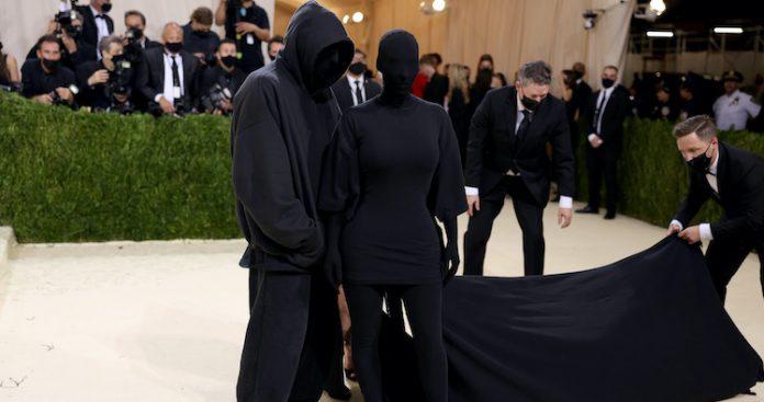 Celebrities arrive at Met Gala in Georgian Gvasalia's Balenciaga couture